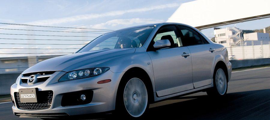 Mazda 6 MPS, une berline sportive et discrète
