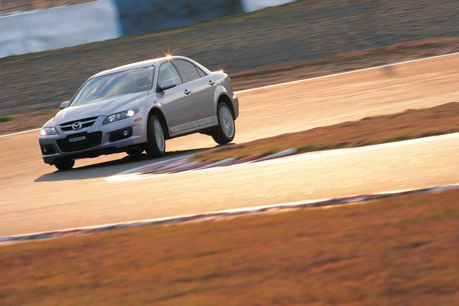La Mazda 6 MPS, ou comment mettre 260ch dans une berline familiale