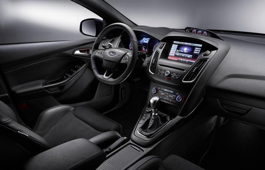 Ford Focus RS - Intérieur