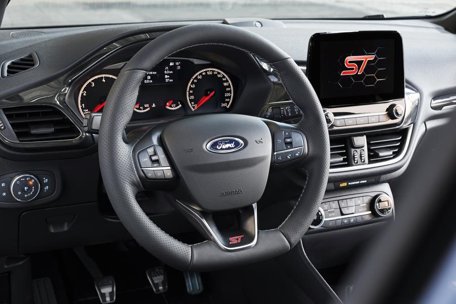 Planche de bord Ford Fiesta ST