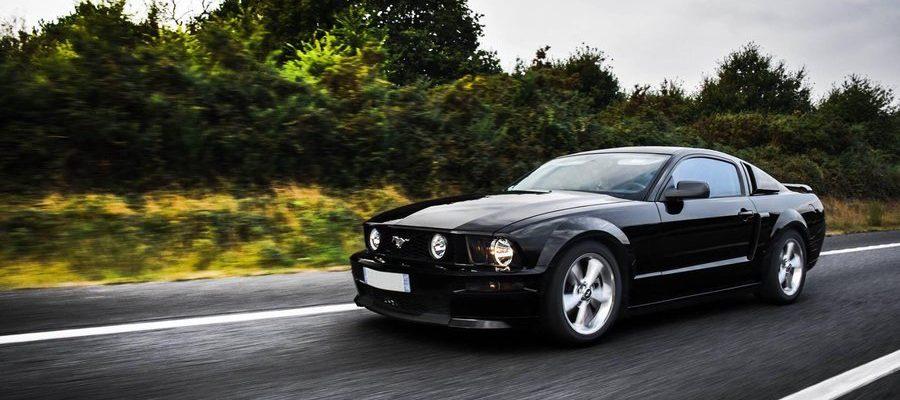 Mustang GT CS