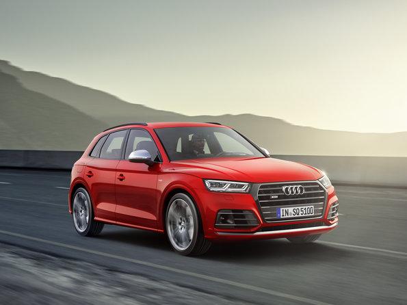 Audi SQ5 3.0 TFSI