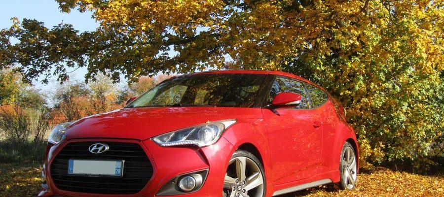Hyundai Veloster Turbo d'Aurélien