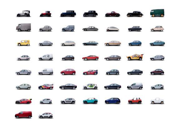 Citroen Origins, un des musées de Citroën, mais virtuel !