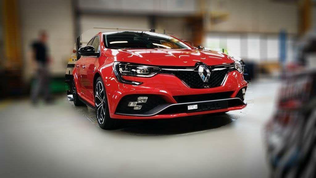 Renault Megane RS4 2018