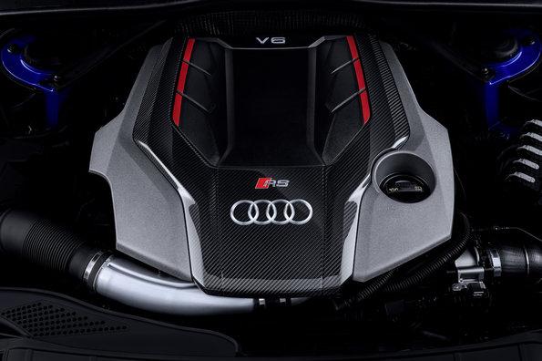 Audi RS 4 Avant - V6