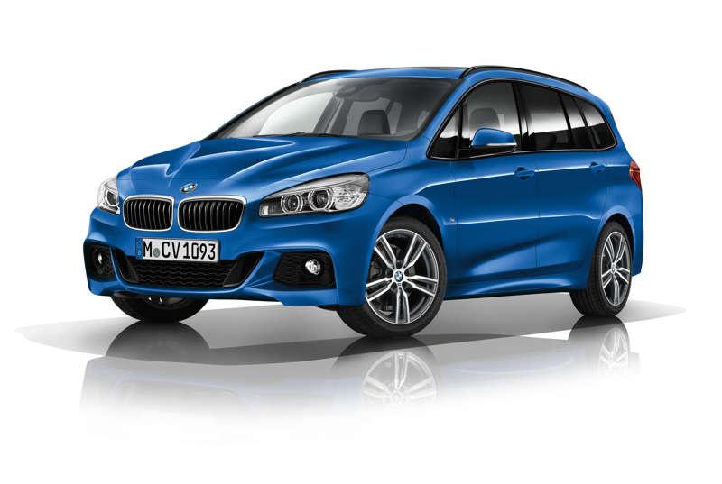 BMW Serie 2 Gran Tourer Pack M - Papas Pressés