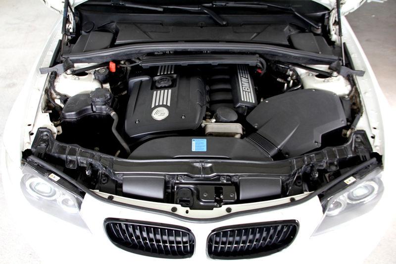 3L 6cylindres de la BMW 125i