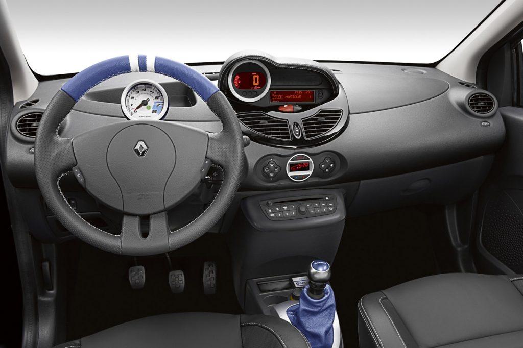 Twingo RS Gordini - intérieur