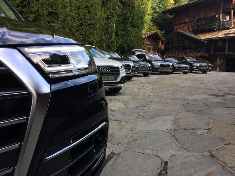 Audi Quattro Experience