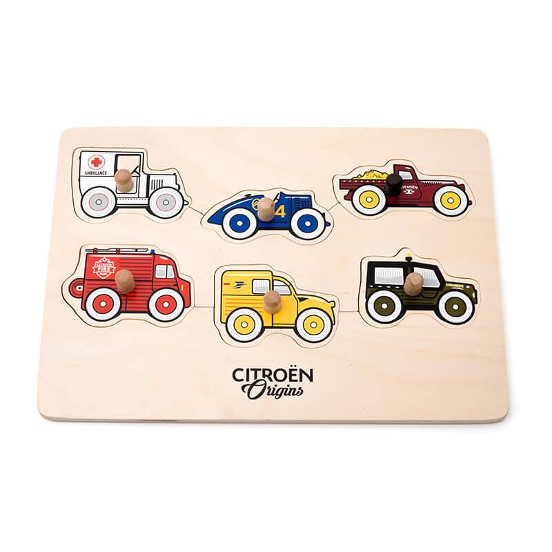 Puzzle Citroën