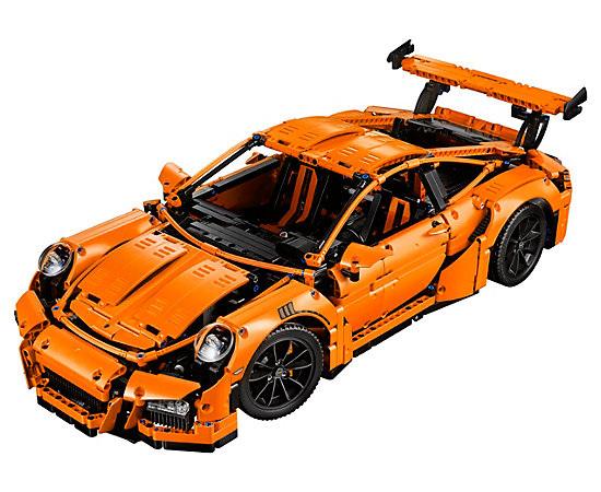 Porsche 911 GT3RS Lego