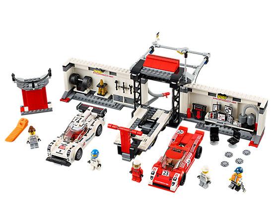 Set Lego Porsche