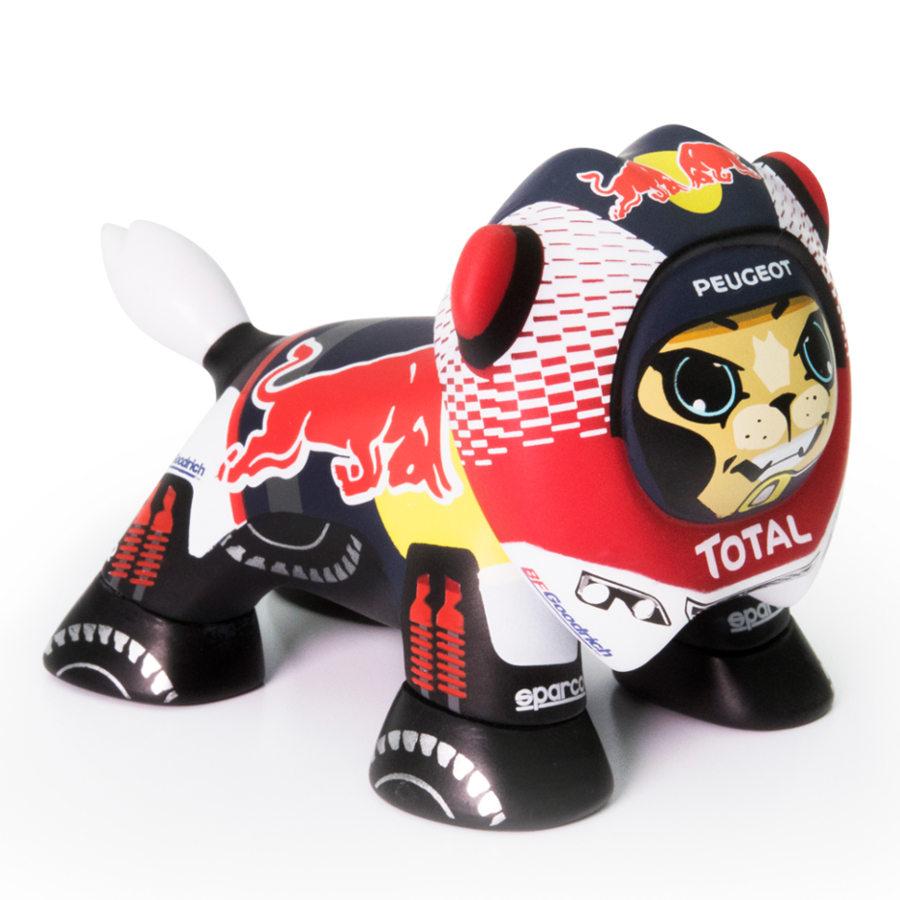 Art Toys Leo chez Peugeot