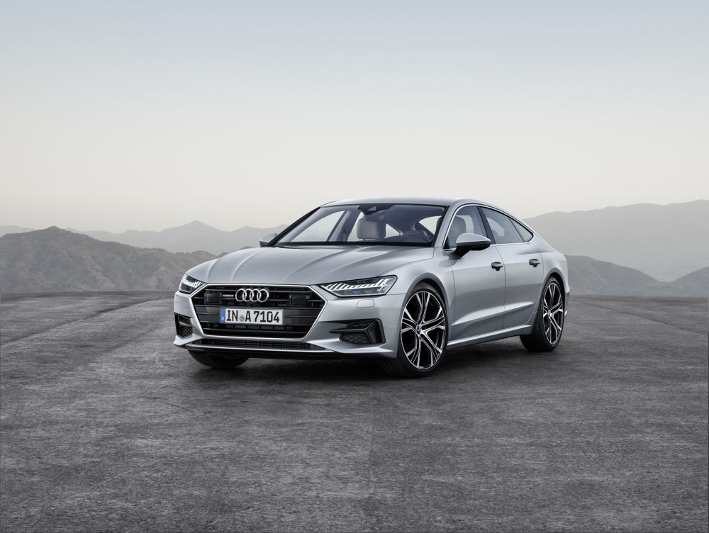 Audi A7 3.0 V6 340ch