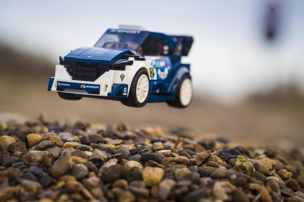 Lego Ford Fiesta WRC M-Sport