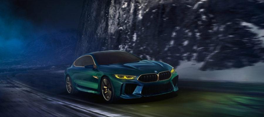 BMW M8 au Salon de Genève 2018