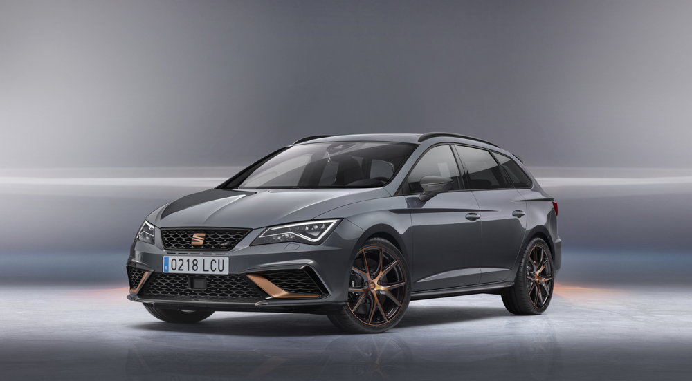 Seat Leon Cupra R en version break ST