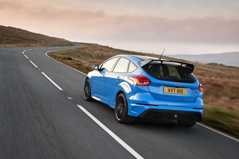 Ford Focus RS familiale