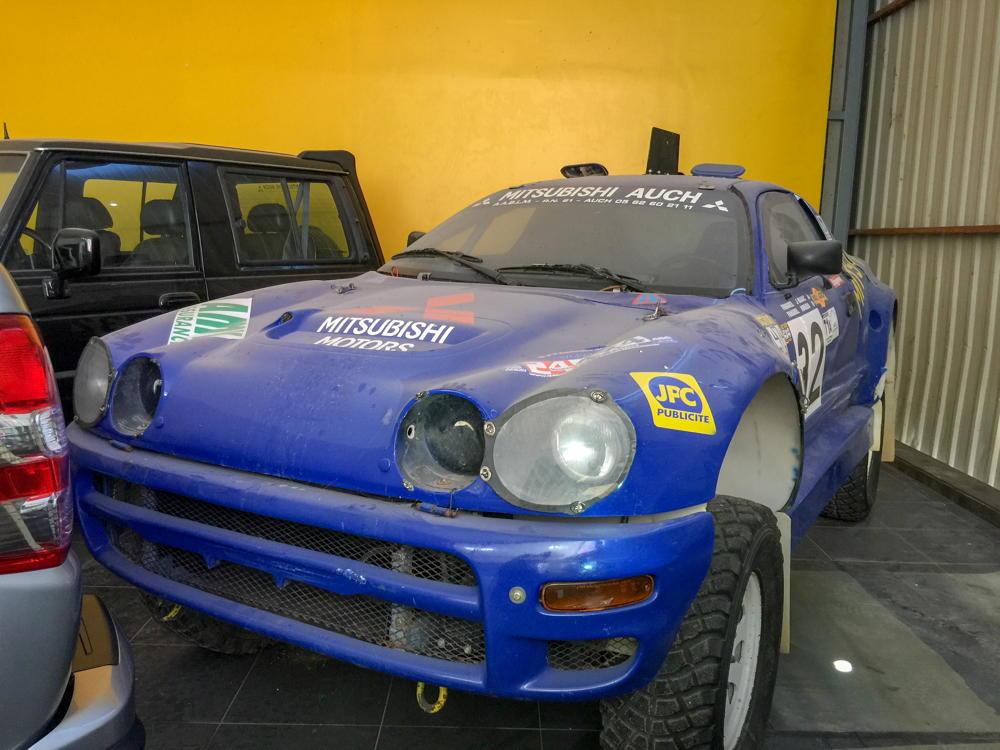 Buggy AABLM Mitsubishi