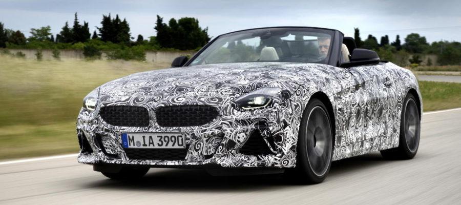 BMW Z4 M40i papa
