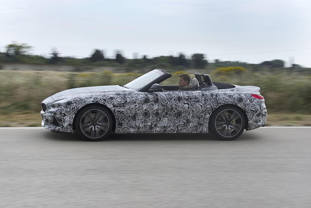 BMW Z4 Miramas