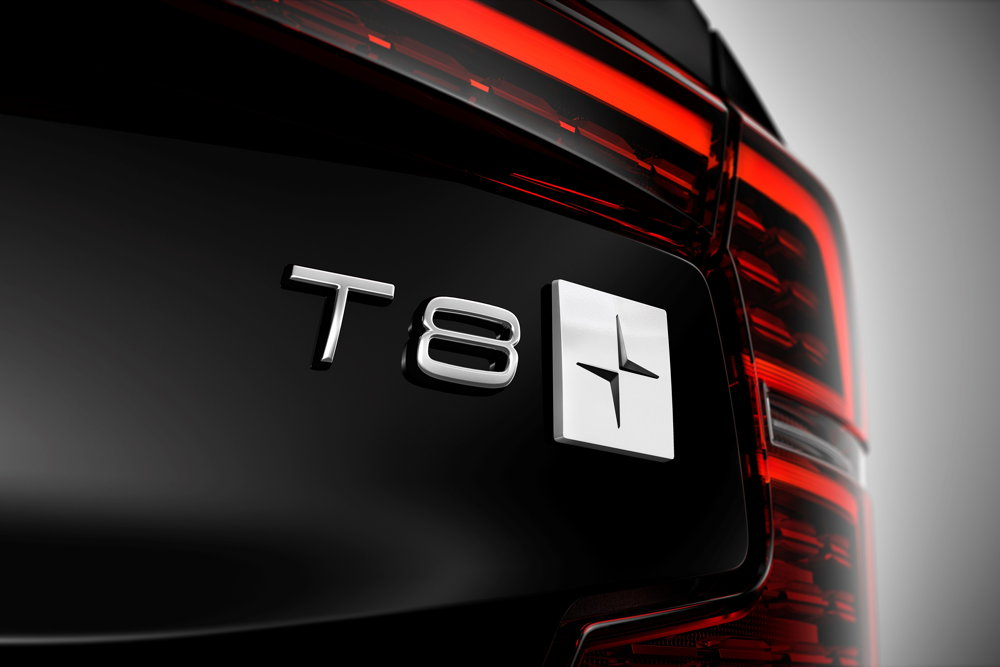 T8 twin Engine Polestar