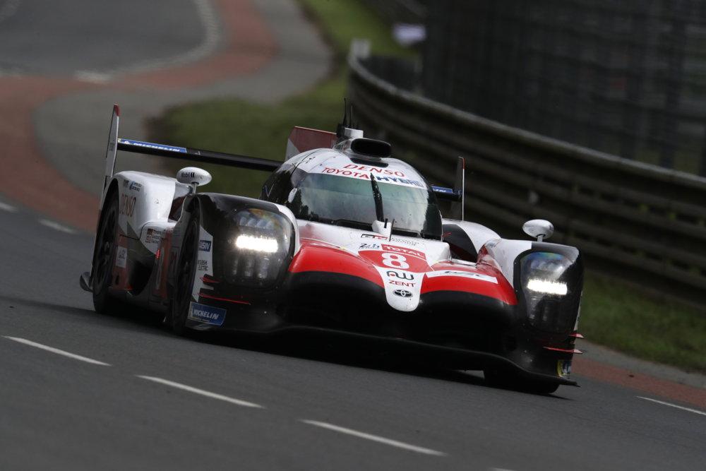 Toyota victorieux aux 24h du Mans