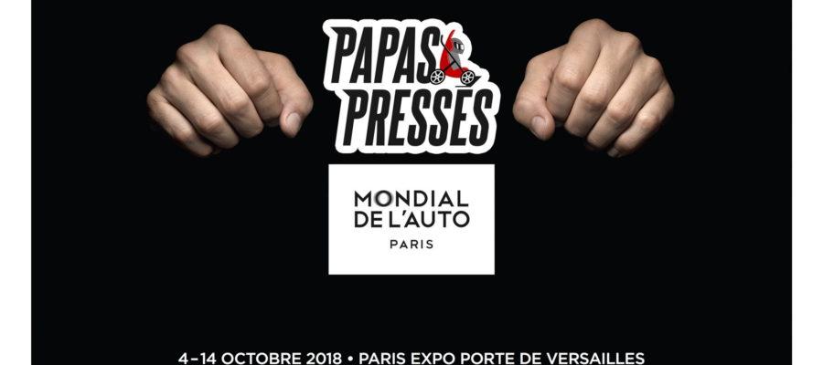 L'édition 2018 du Mondial de Paris ouvre ses portes le 4 Octobre prochain. Malgré l'absence et le désistement de certains constructeurs, il à y de nombreuses choses à voir. Et notamment des voitures pour papas pressés ! Suivez le guide.