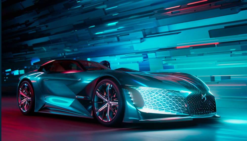 Concept cars mondial de paris