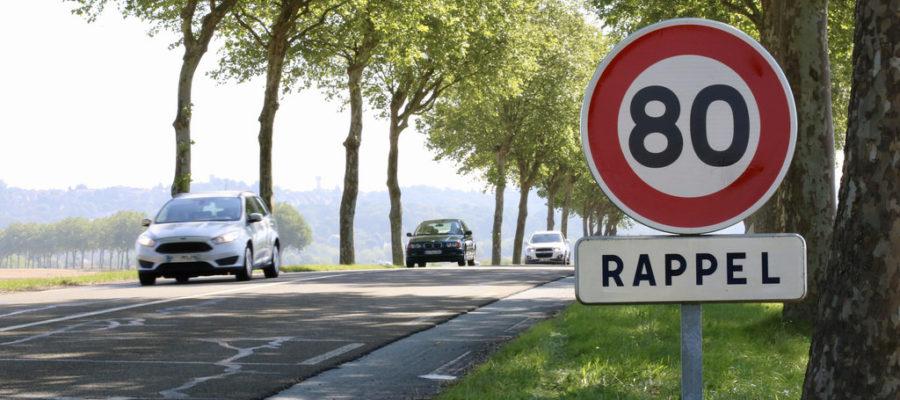 80km/h et hausse de la mortalité routière